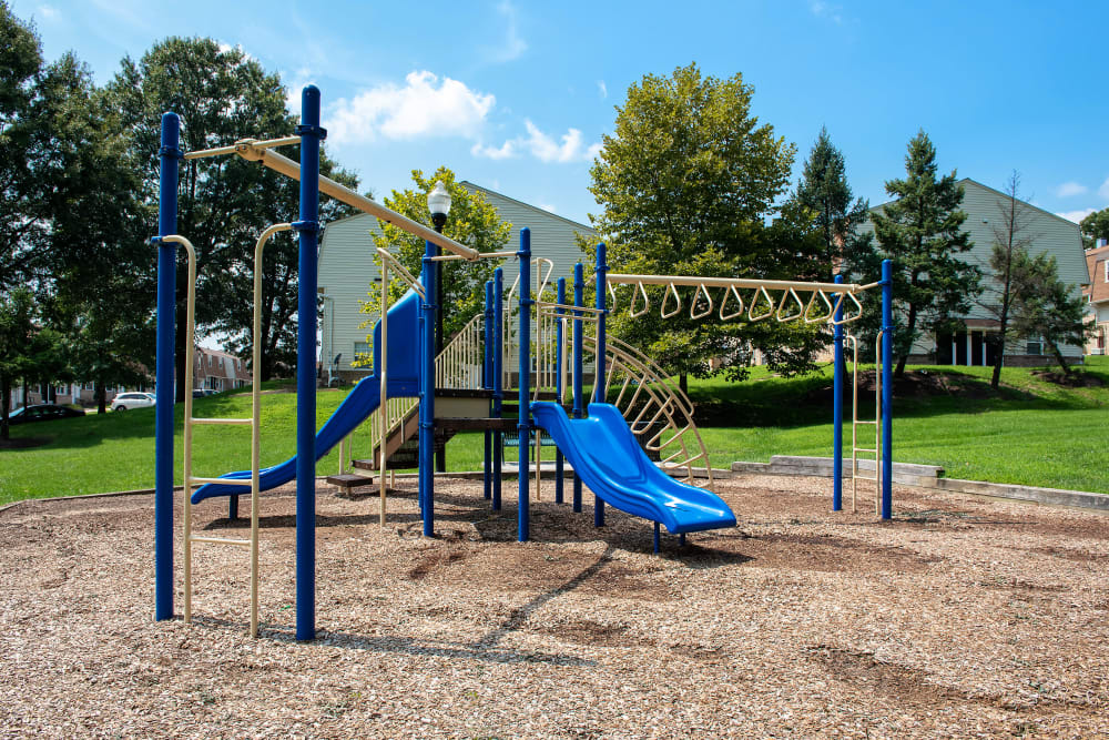 Playground at Pleasantview Townhomes