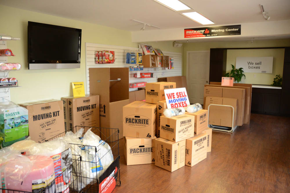Lock Box Self Storage in Mt Juliet, Tennessee, has all the packing supplies you need