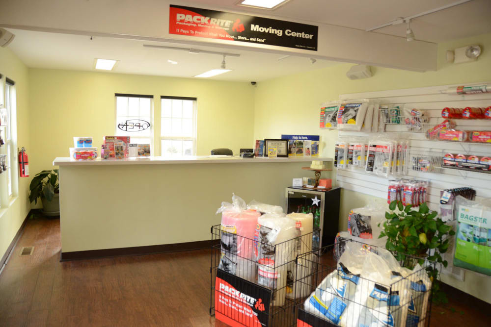 Choose from a variety of packing supplies available at Lock Box Self Storage in Mt Juliet, Tennessee
