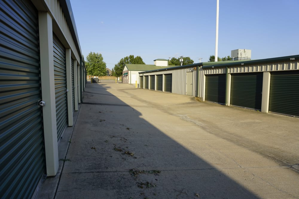 Self Storage Units Jenks Oklahoma Near Glenpool Storage Ok