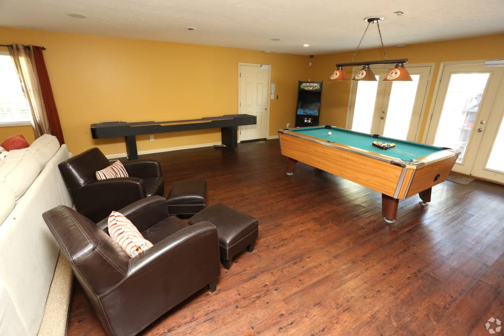 Play room at The Creeks On Tates Creek in Lexington, Kentucky