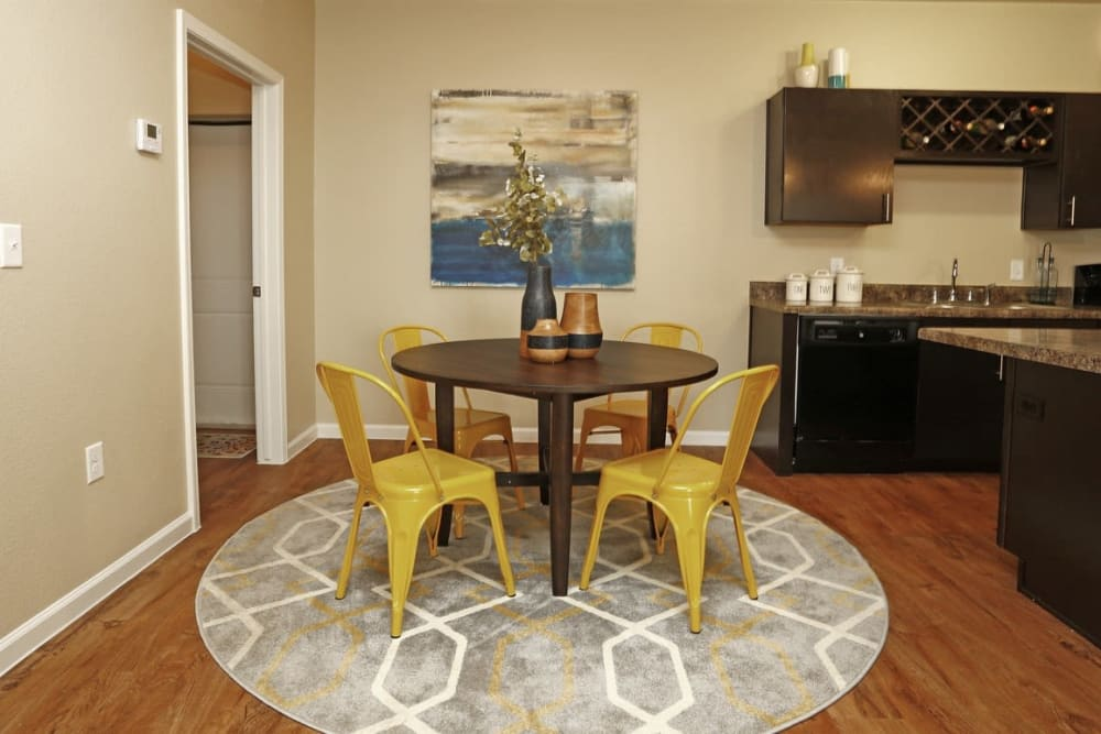 Spacious Dining Room at  Springs at South Broadway in Rochester, MN