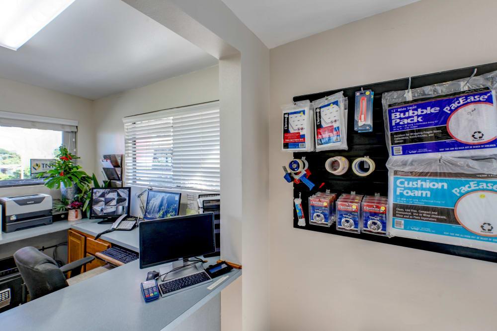 Office at My Self Storage Space in Kealakekua, Hawaii