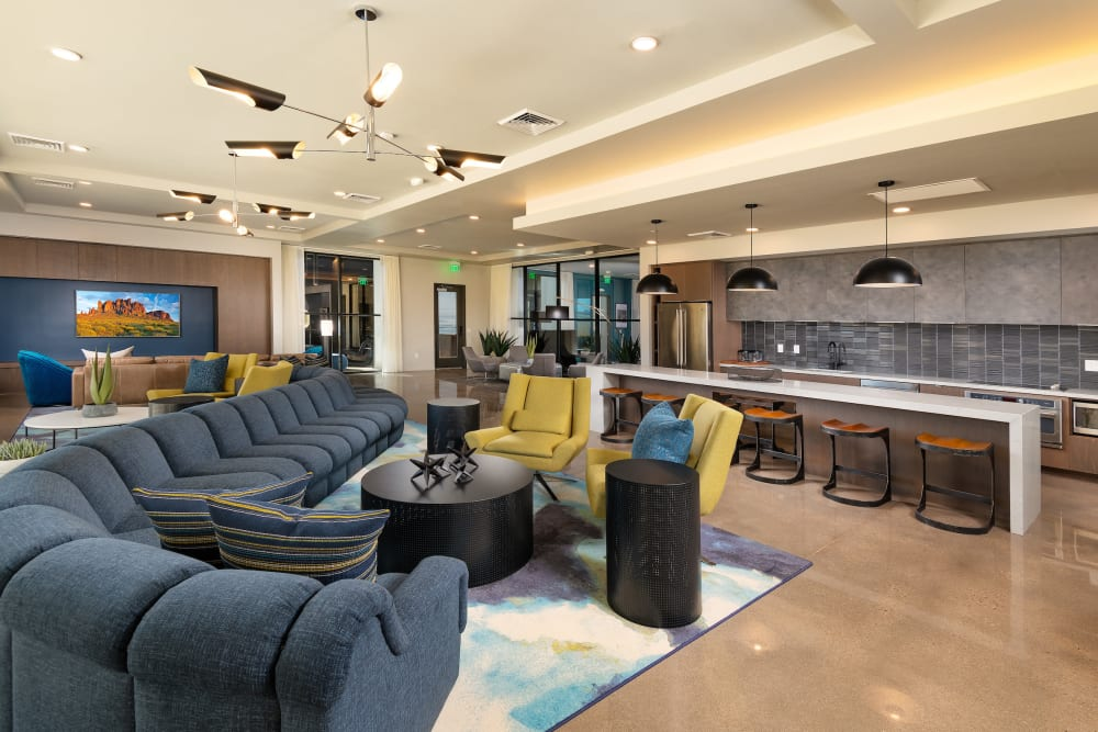 Our Apartments in Chandler, Arizona offer a Clubhouse