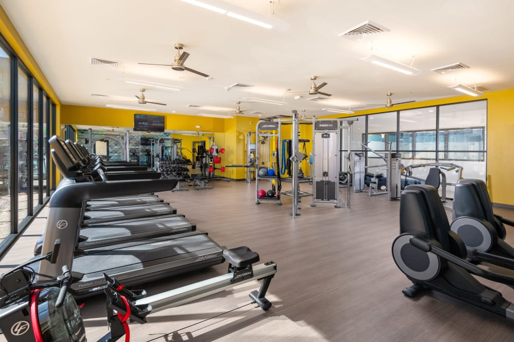 Our Apartments in Chandler, Arizona offer a Fitness Center