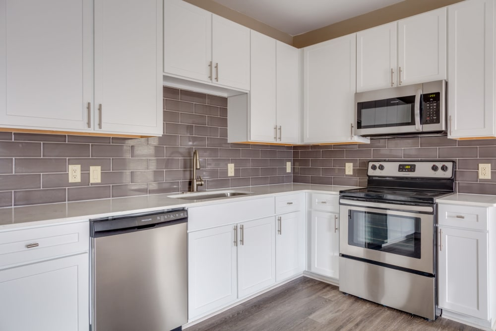 Our modern apartments at McBee Station in Greenville, South Carolina