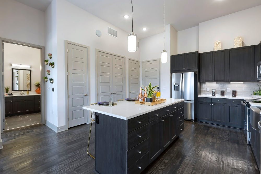 Apartments with a Kitchen at Alta Trinity Green