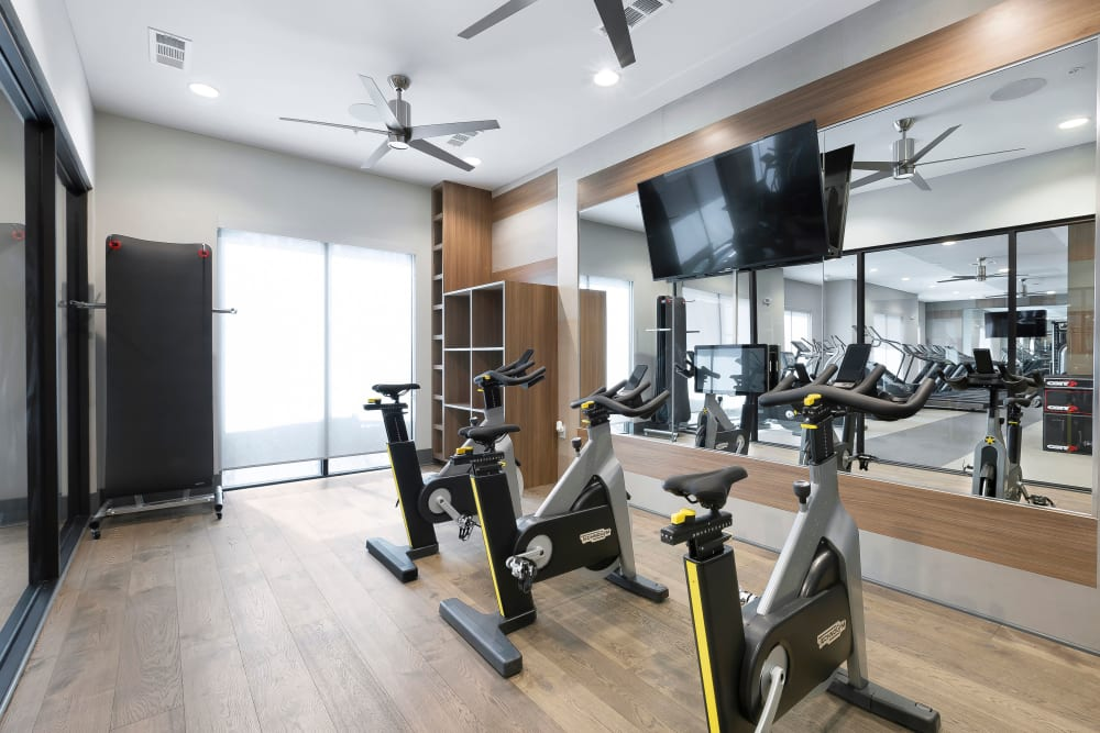 Apartments with a Fitness Center at Alta Trinity Green
