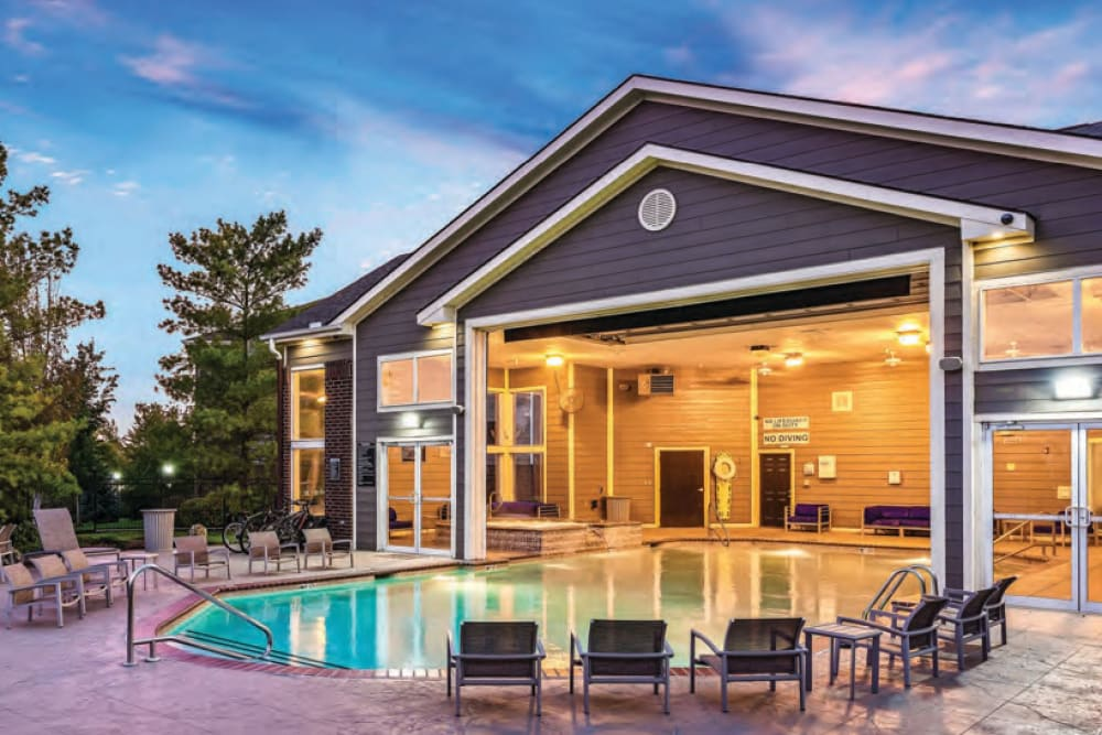 Our Apartments in Independence, Missouri offer a Swimming Pool