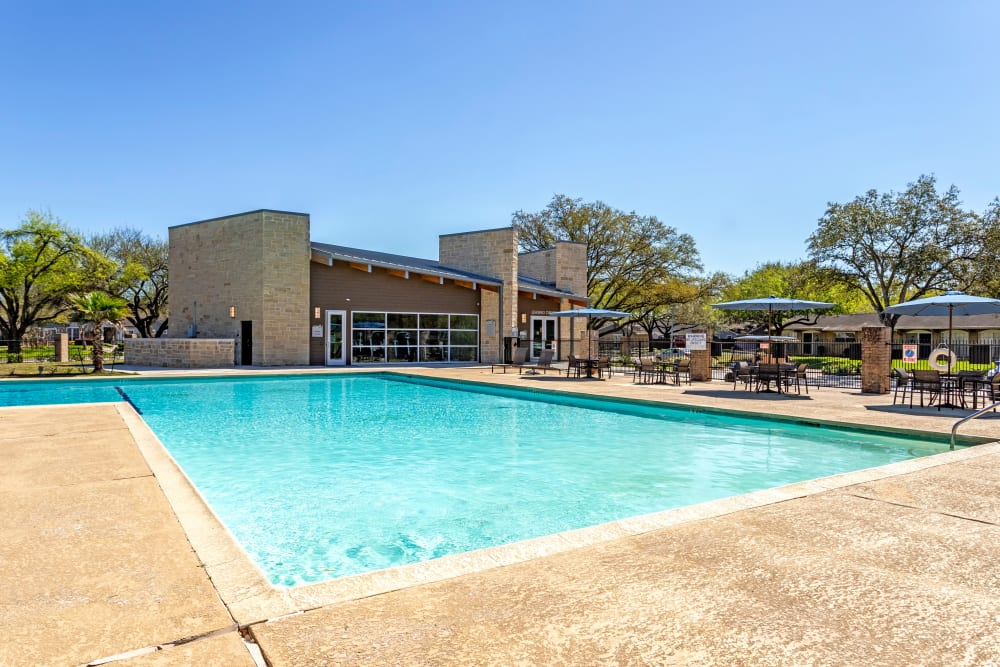 Swimming Pool at Villages at Parktown Apartments