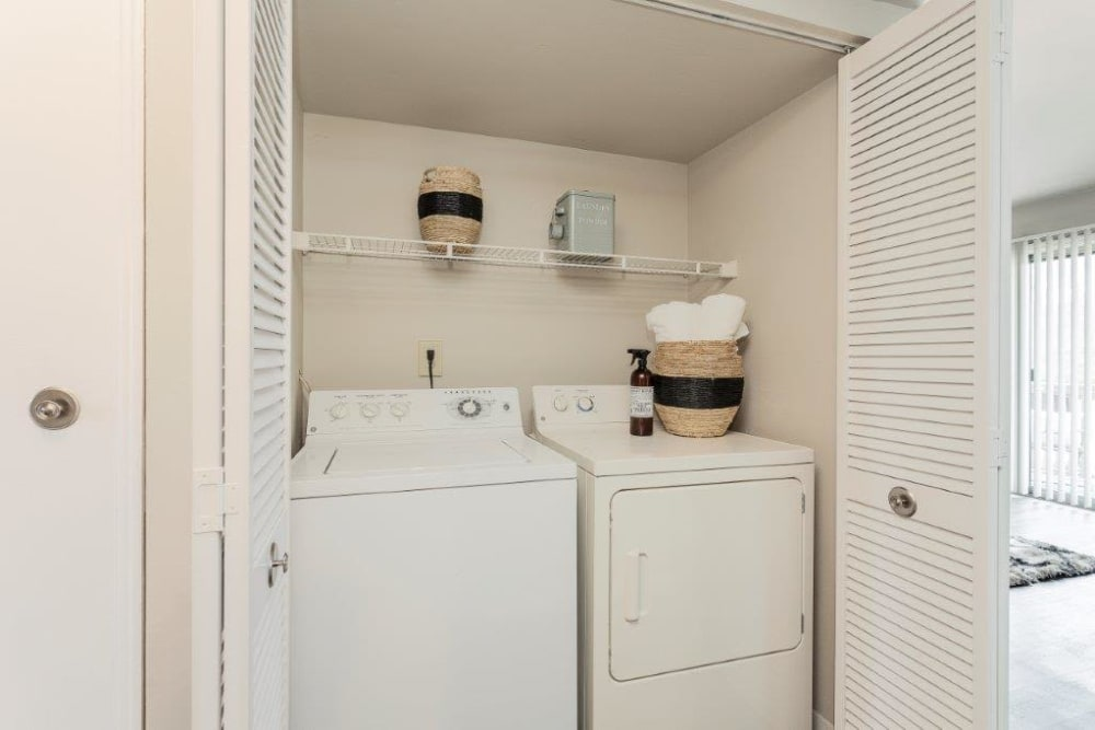 Apartments with a Washer/Dryer in Nashville, Tennessee