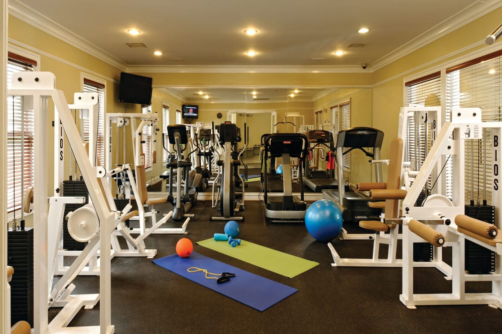 Our Apartments in Sterling, Virginia offer a Gym