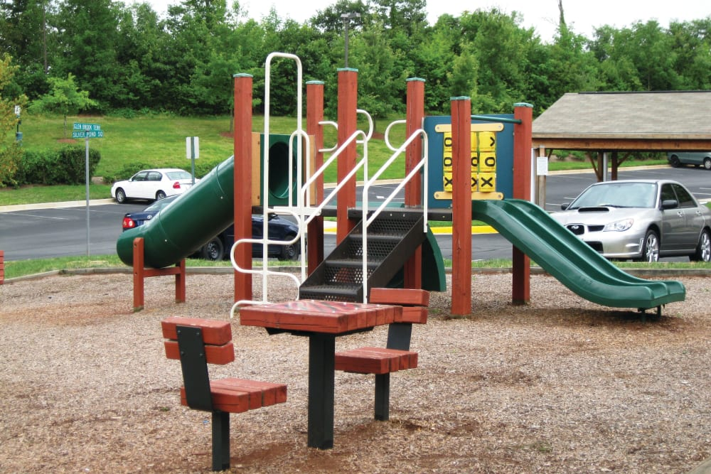 Playground at The Village at Potomac Falls Apartment Homes in Sterling, Virginia