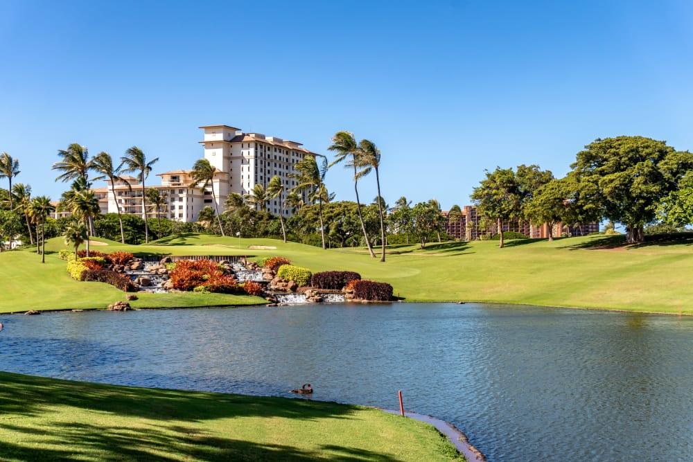 Golf resorts are near Kapolei Lofts in Kapolei, Hawaii