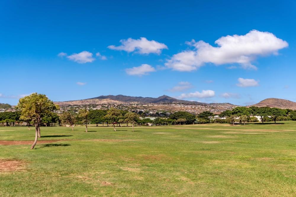 Beautiful scenic landscape near Kapolei Lofts in Kapolei, Hawaii