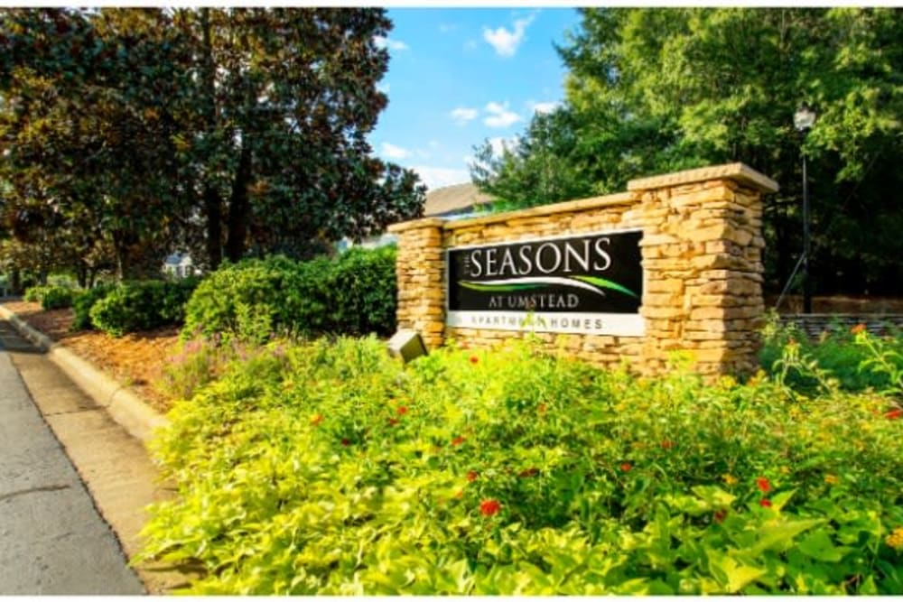 Northwest Raleigh, NC Apartments for Rent | The Seasons at
