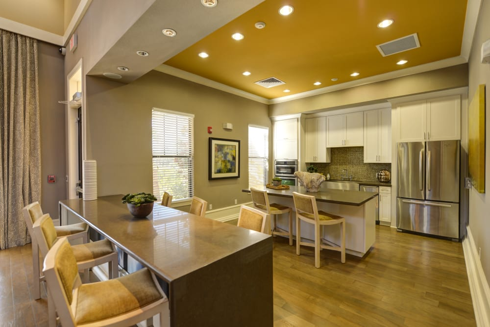 Kitchen at Terraces at Town Center in Jacksonville, Florida