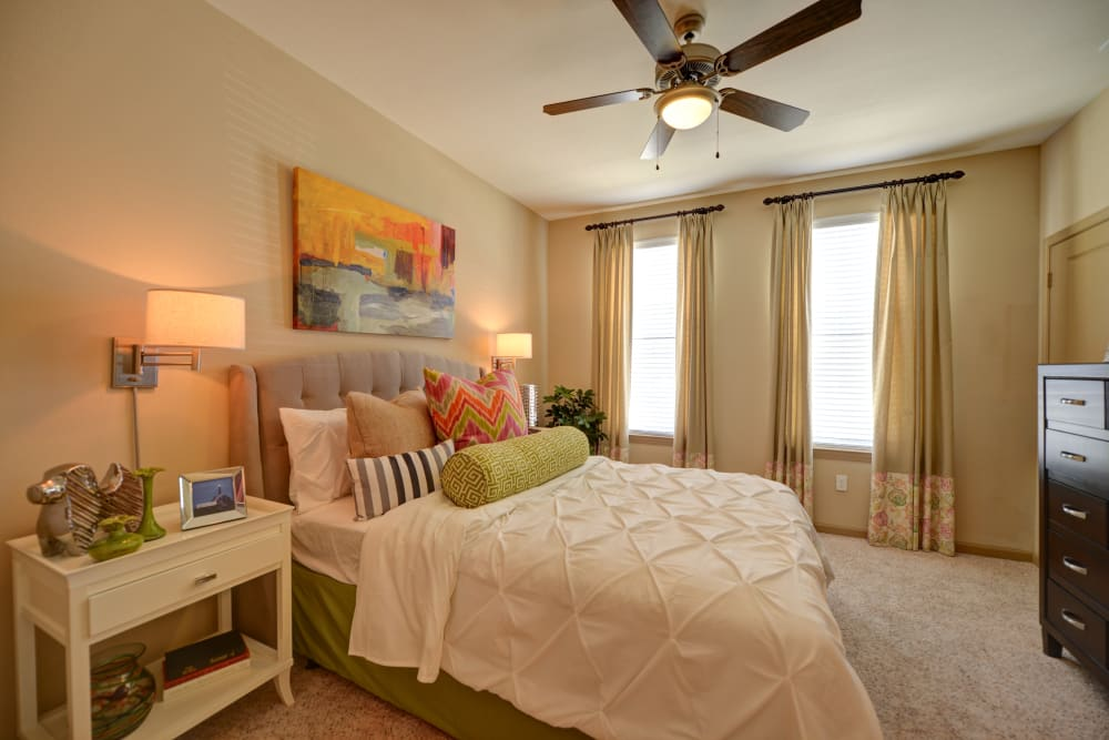 Bedroom at Terraces at Town Center in Jacksonville, Florida