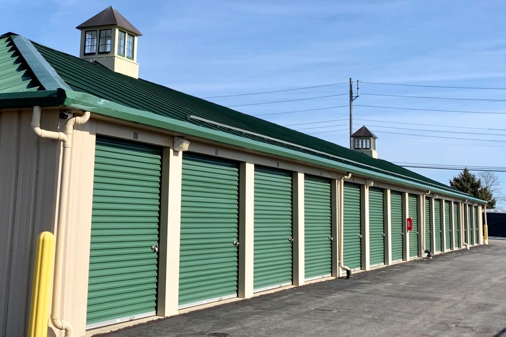 Outdoor Storage Units in Cutchogue, NY