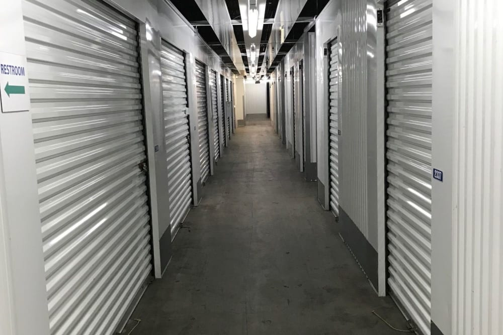 Indoor Storage Units at Storage Etc... Torrance