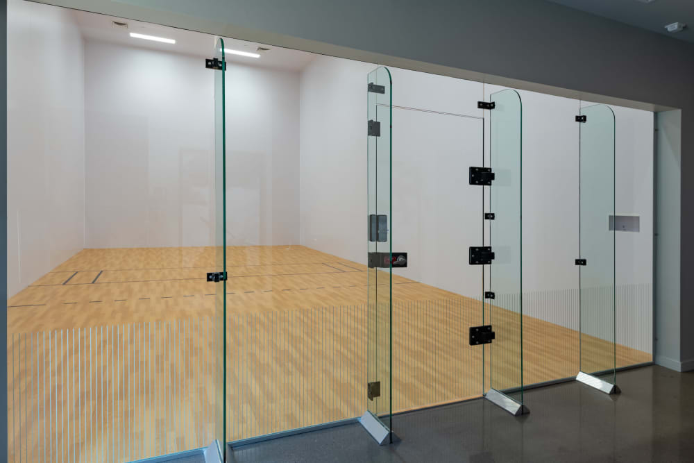 Enjoy Apartments with an Indoor Racquetball Court at Sky at Chandler Airpark