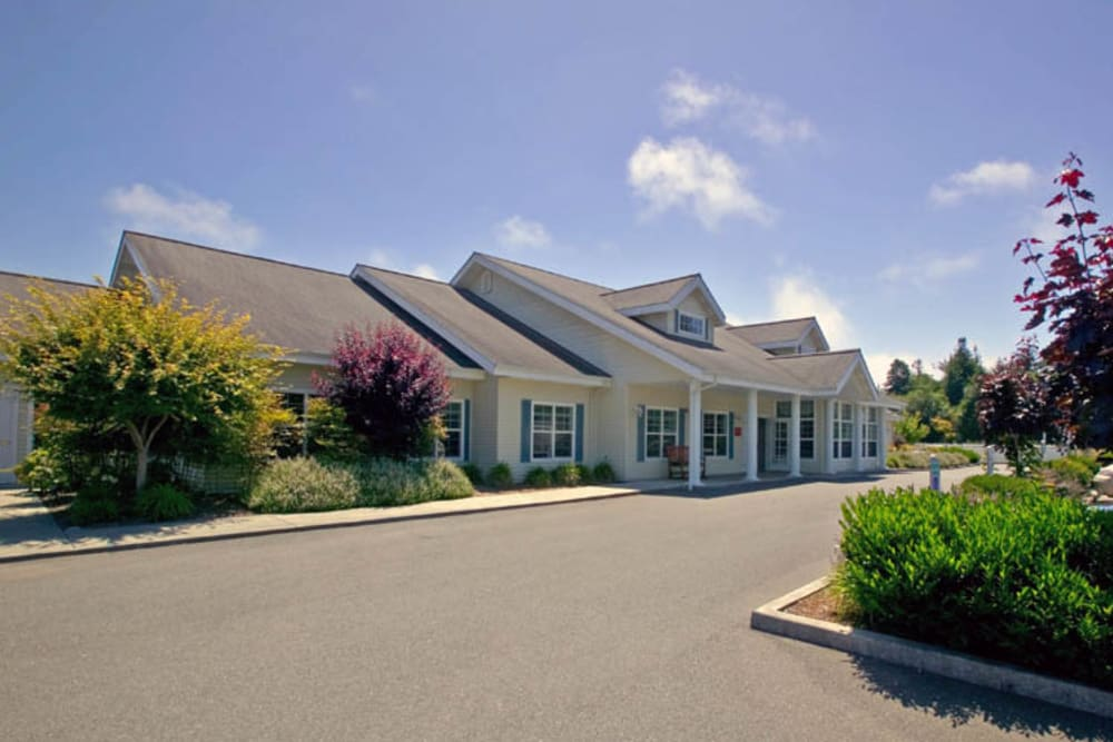 Senior Living Housing at Addie Meedom House in Crescent City, California