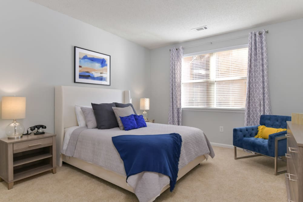 Air conditioning in rooms at Seventeen West in Atlanta, Georgia