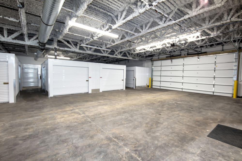 loading area at Box Self Storage Units Loveland OH
