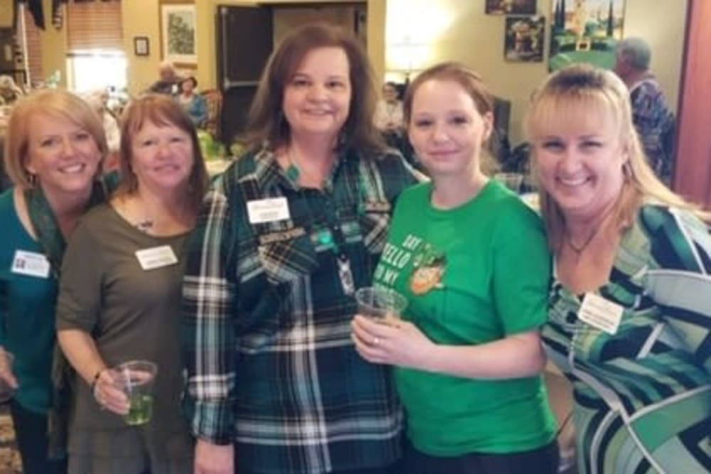 St. Patricks Day Party - Lakeview Terrace