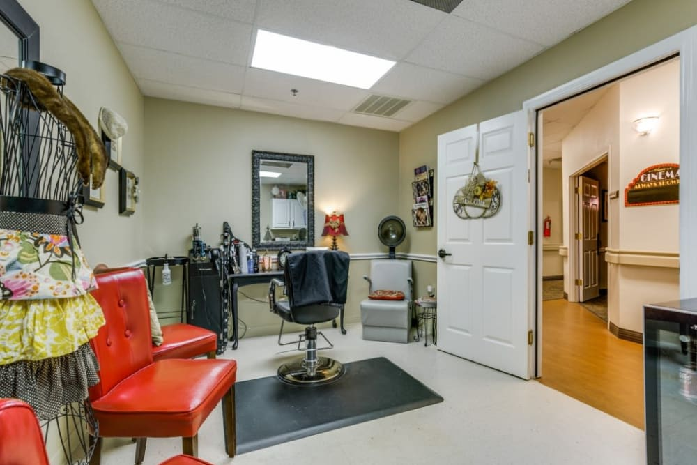 Barbershop at Parsons House La Porte in La Porte, Texas