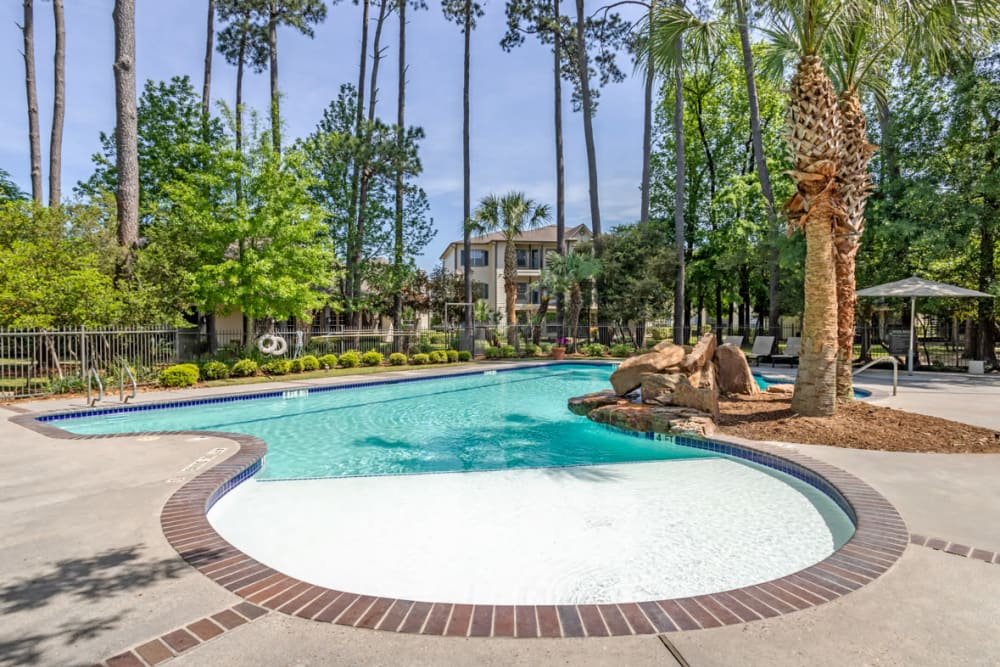 Parc @ Champion Forest offers a Swimming Pool in Houston, Texas