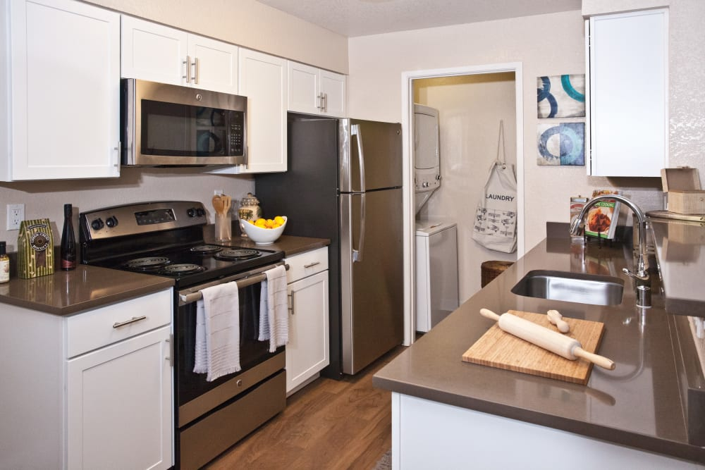 Apartments with modern kitchens at The Villages