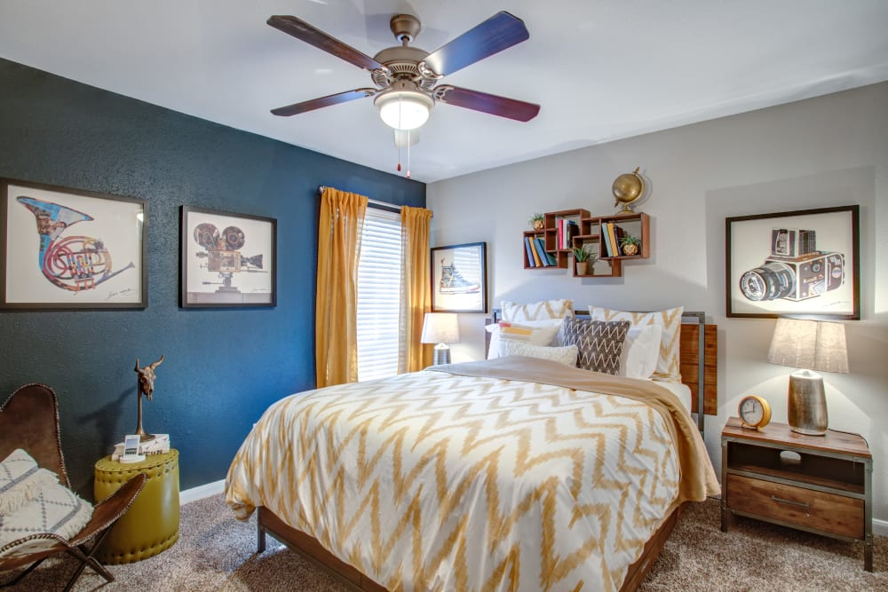 2400 Briarwest in Houston, Texas  offers a bedroom