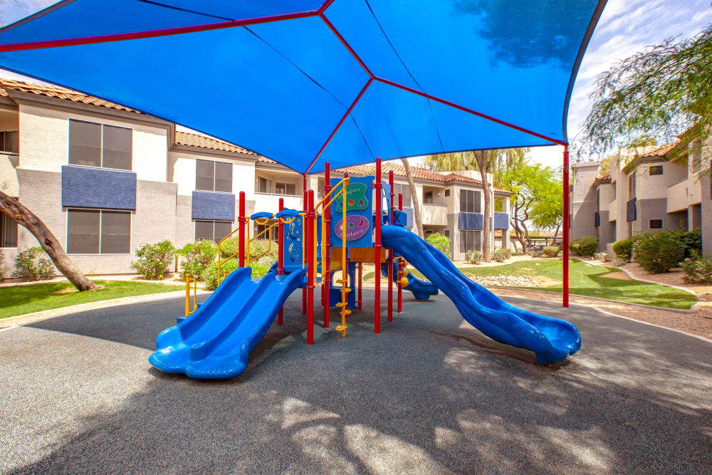 Playground at The Retreat Apartments in Phoenix, Arizona