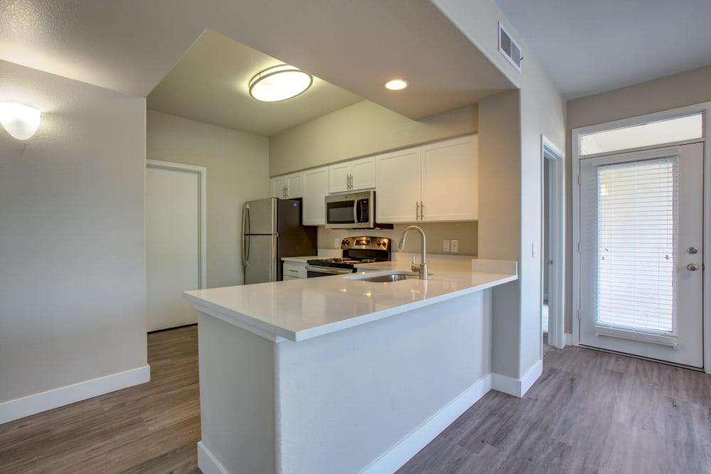 Kitchen at Apartments in Phoenix, Arizona