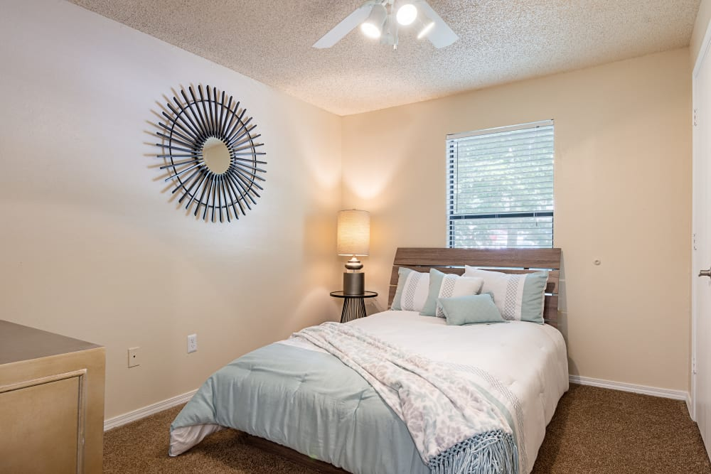 Extra bedroom at Chapel Ridge at Chenal in Little Rock, Arkansas