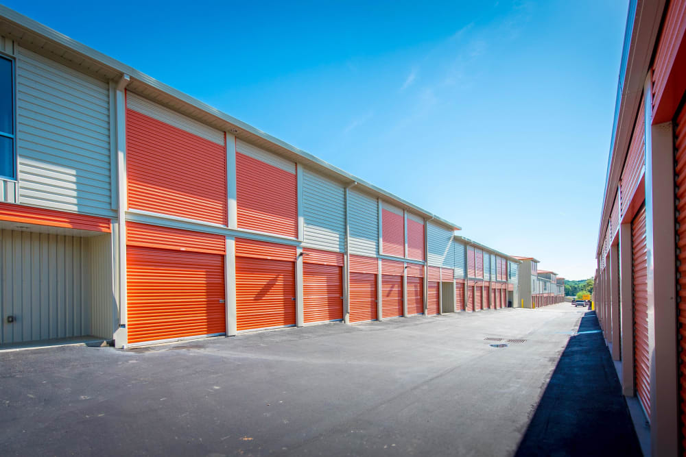 Storage available at Convenient Self Storage in Little Rock, Arkansas