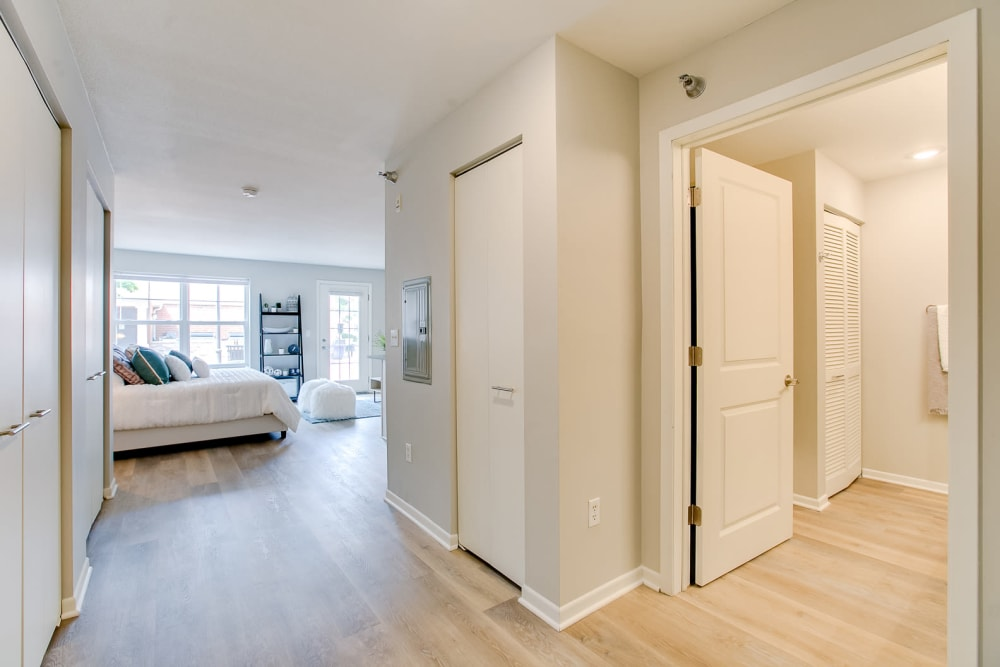 Enjoy Apartments with a Bedroom at Loring Park Apartments