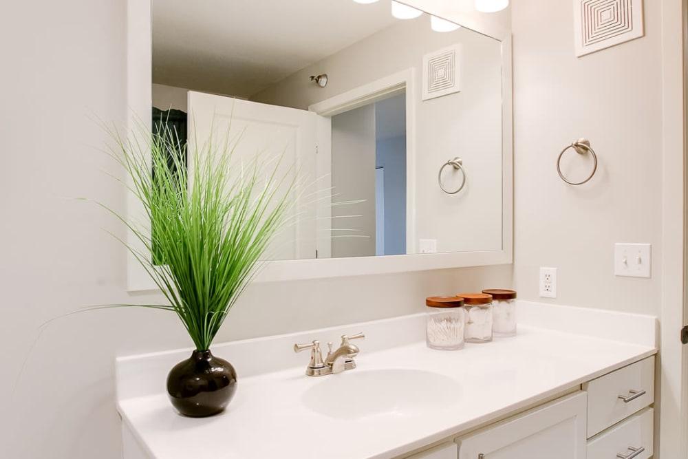 Enjoy a Beautiful Bathroom at Loring Park Apartments