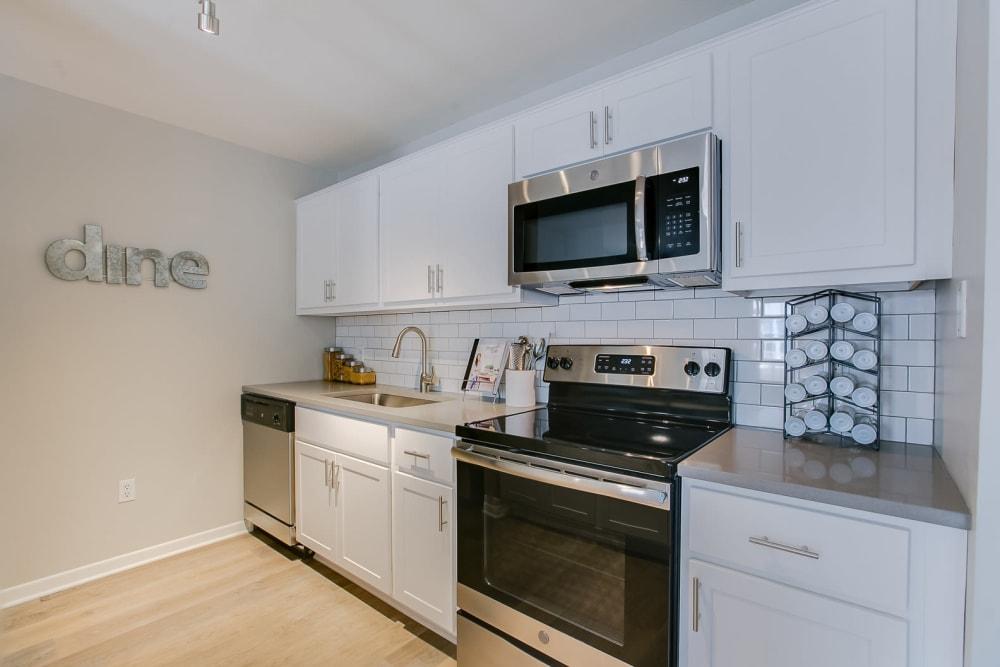 Enjoy a Luxury Kitchen at Loring Park Apartments