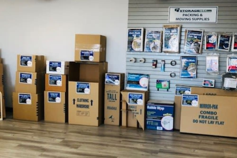Moving Supplies for Sale at Storage Etc... Gardena