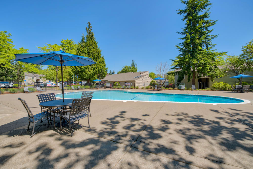 Enjoy Apartments with a Swimming Pool at Lakeside Landing Apartments
