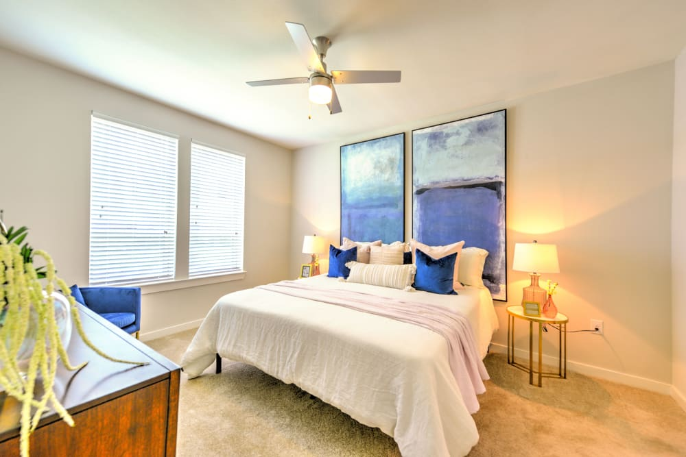 Bedroom at Luxor Club in Jacksonville, Florida