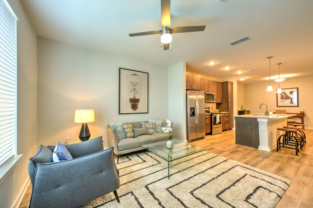 Enjoy Apartments with a Living Room at Luxor Club