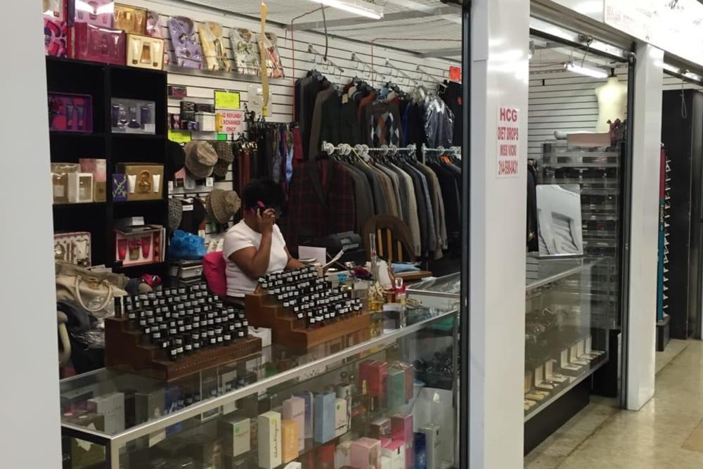 Shop inside of Grand Slam Market Place in St. Louis, Missouri