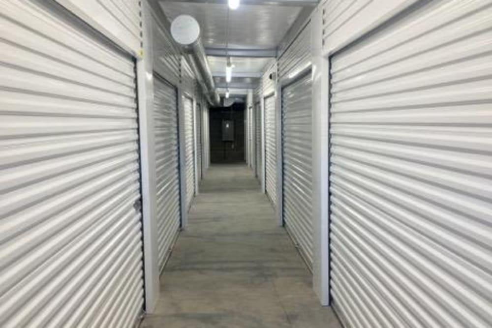 Interior units at Towne Storage in Riverton, Utah