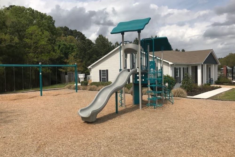 Onsite playground at Midsouth 301 in Jackson, Mississippi.