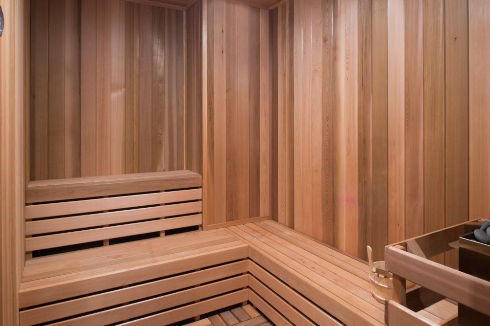 Sauna at Silver Companies