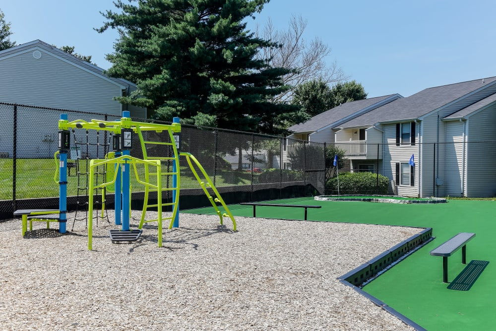 Apartments with a Playground in Nashville, Tennessee