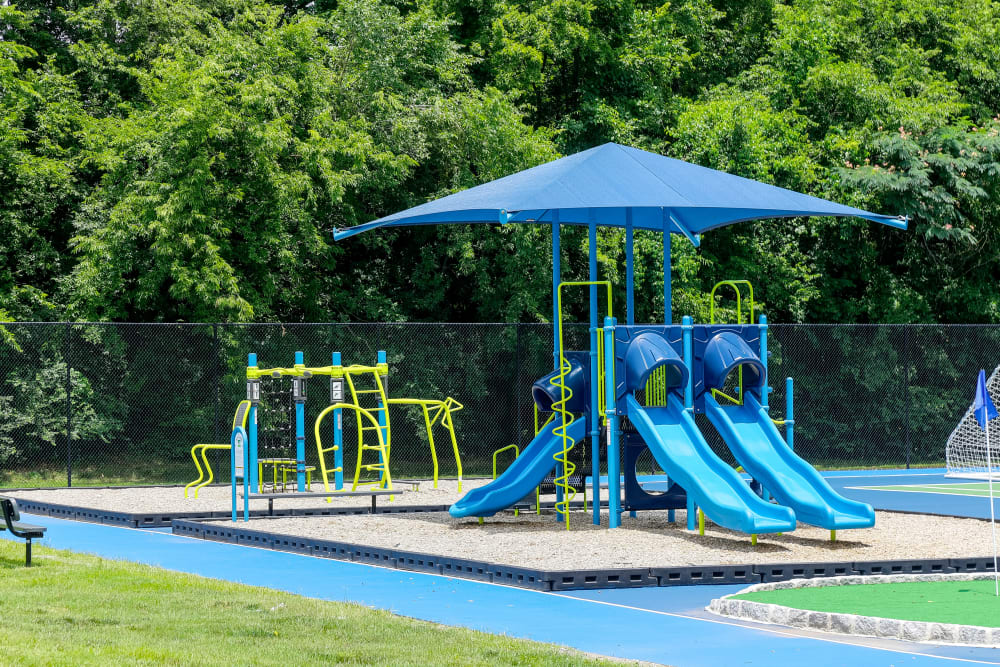 Enjoy Apartments with a Playground at Jackson Grove Apartment Homes